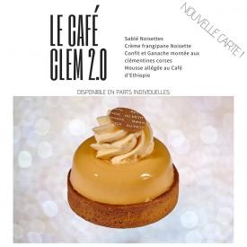 ☀☀ Nouvelle carte des Entremets d'été à l'approche ! ☀☀ Il arrive demain : Le Café Clem 2.0 !  Disponible dans nos 4 boutiques, et en livraison à domicile ! 🙂 😋😋 Crédit photo: Hervé Le Reste  #aupetitprince #auray #baud #carnac #etel #pluvigner #RelaisDesserts #yummy #miam #Gourmandise #greedy #pastry #pastrylover #patisserie #artisan #artisanat #instafood #foodporn #cafe #coffee #Bretagne #bzh #morbihan #sunny #summer