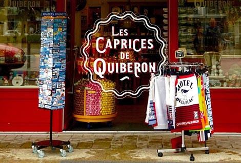 Les caprices de Quiberon
